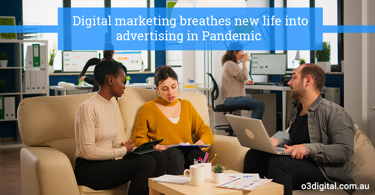 Digital marketing breathes new life into advertising in Pandemic